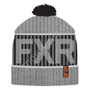 Шапка FXR Excursion, Grey Heather/Orange