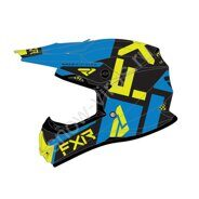 Шлем FXR Legion, Blue/Hi Vis
