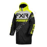 Пальто FXR Warm Up, Black/Grey/Hi Vis