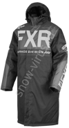 Пальто FXR Warm Up, Black/Char