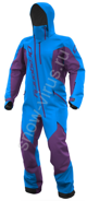 Комбинезон DRAGONFLY Extreme Woman Purple-Blue 2021